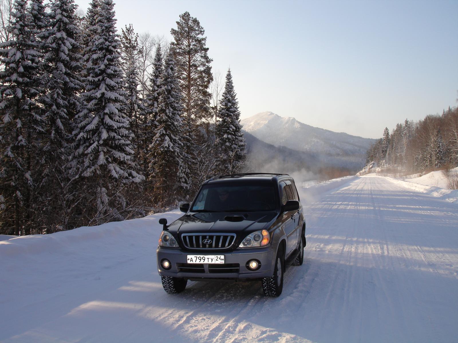 Горный Алтай. 5 января 2011г