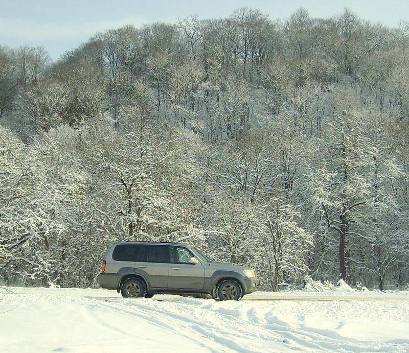 Зима 2010. Лаго-Наки