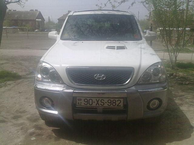 Hyundai Terracan 2002 2.5 Diesel Intercooler3.jpg