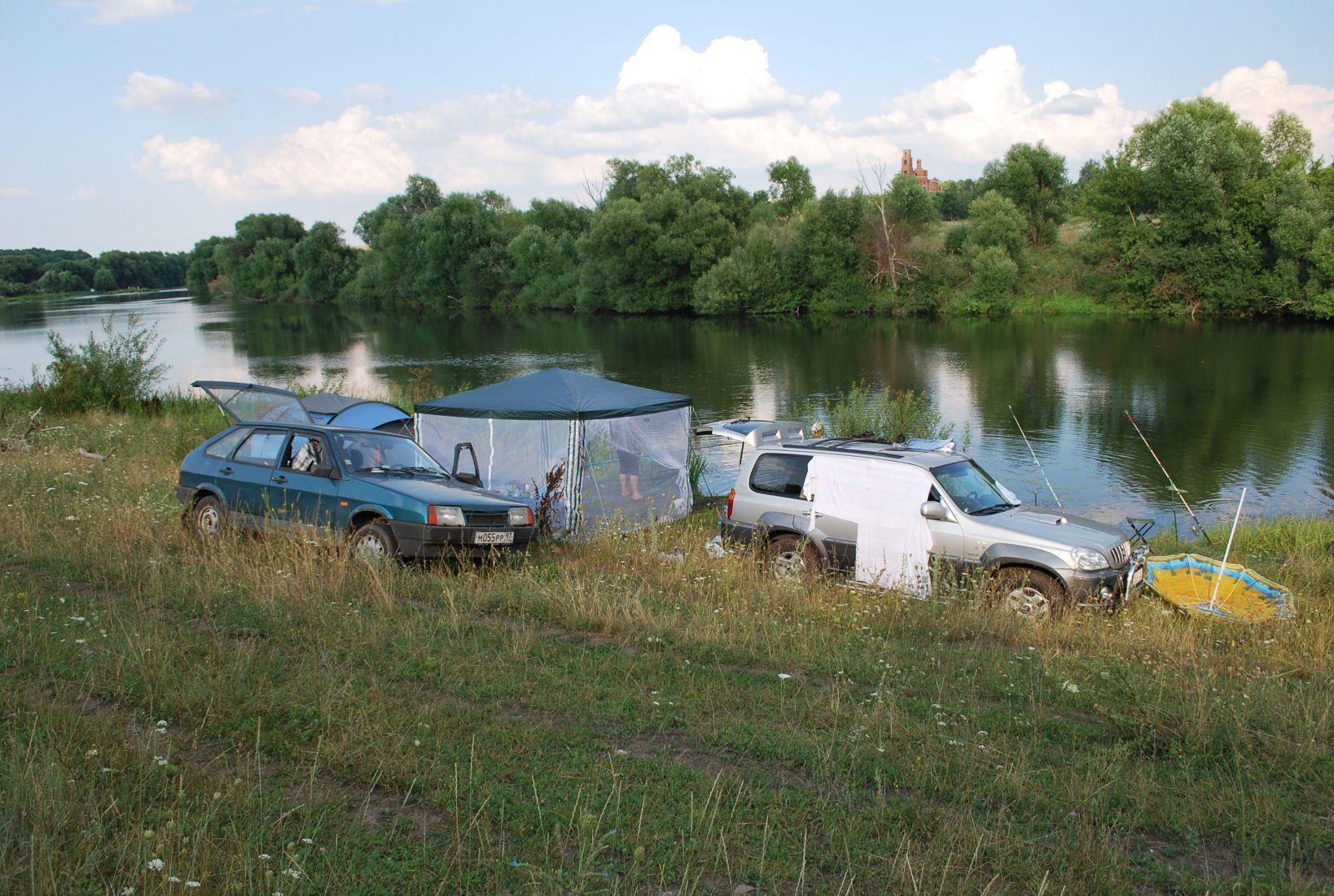Дон, Липецкая обл. август 2011