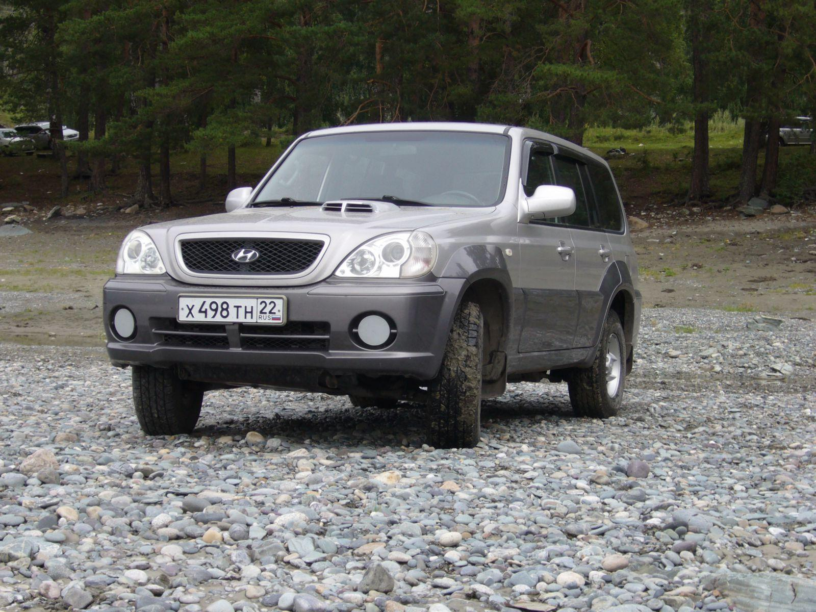 2003 2,5 МКПП