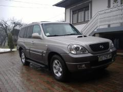 Romerro's Hyundai Terracan