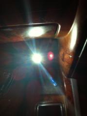вот так светит этот диод