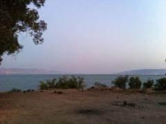 озеро Кине́рет