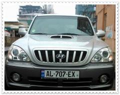 My Car - My Terracan